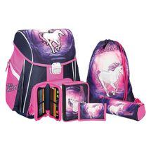 SPIRIT - Školská taška - 5-dielny set, START Magic Unicorn