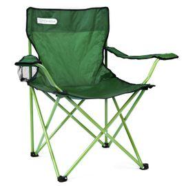 SPOKEY - ANGLER - cestovná stolička zelená