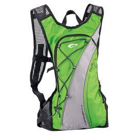 SPOKEY - BUFFALO - Cyklistický a bežecký batoh zelený 2 l, vodeodolný
