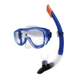 SPOKEY - CEFEUSZ - Sada okuliare + šnorchel modrá