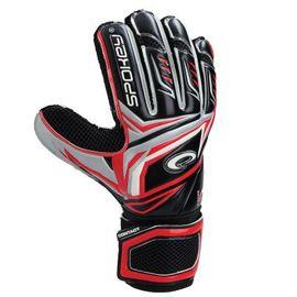 SPOKEY - CONTACT Brankárske rukavice červené č. 9