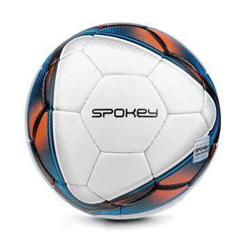 SPOKEY - COOMB Lopta na halový futbal bielo-modrá č.4