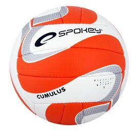 SPOKEY - CUMULUS II Volejbalová lopta oranžová