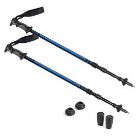 SPOKEY - DREAMWAY Trekingové palice, 3-dielne, systém anti-shock