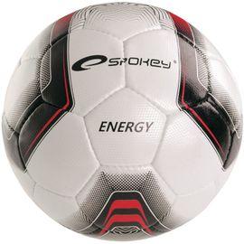 SPOKEY - ENERGY - Futbalová lopta červená č. 5