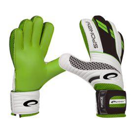SPOKEY - FORCE brankárske rukavice - zelené  roz.6