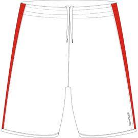 SPOKEY - Fotbalové šortky biele veľkosť  XXL