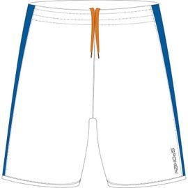 SPOKEY - Fotbalové šortky bielo-modré  veľkosť  S