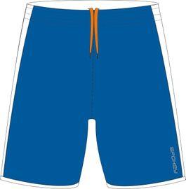 SPOKEY - Fotbalové šortky modré junior  veľkosť  128-134 cm