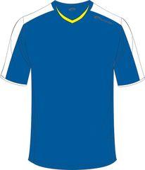 SPOKEY - Fotbalové tričko modré veľkosť  XXL