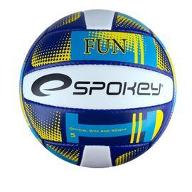 SPOKEY - FUN III Volejbalová lopta modrá veľkosť 5