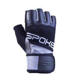 SPOKEY - GANT II Fitness rukavice vel. L