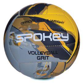 SPOKEY - GRIT Volejbalová lopta modro-oranžová č.5