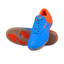 b834c18f6 SPOKEY - HALL JR 3 Juniorská halová obuv modro-oranžová vel.37
