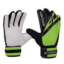 SPOKEY - HOLD brankárske rukavice zelené vel. 6