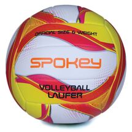 SPOKEY - LAUFER Volejbalová lopta zelená rozm.5