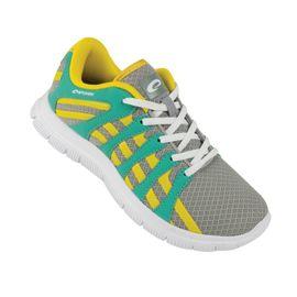 SPOKEY - LIBERATE 7 Bežecké topánky biela-žltá vel. 38