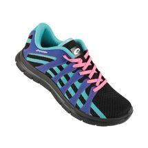 SPOKEY - LIBERATE 7 Bežecké topánky čierna - modrá vel. 38
