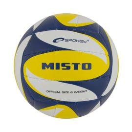 SPOKEY - MISTO Volejbalová lopta modro-žlutá