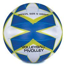 SPOKEY - MVOLLEY  Volejbalová lopta modrá rozm.5