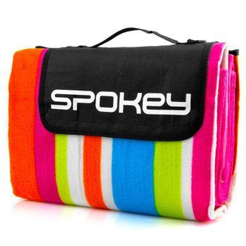 SPOKEY - PICNIC RAINBOW Pikniková deka 180x210