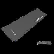 SPOKEY - SAVORY GRAY Samonafukovací matrac 2,5 cm