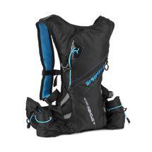 SPOKEY - SPRINTER - Cyklistický a bežecký batoh 5l modro- čierny, vodotesný