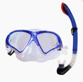 SPOKEY - TORTUGA Sada okuliare + šnorchel modrý