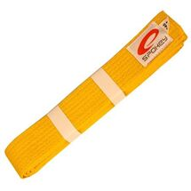 SPOKEY - UNSU-Pás ku kimonu žltý