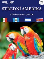 Střední Amerika - 5 DVD