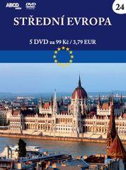 Střední Evropa - 5 DVD