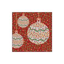 SUSY CARD - Vianočné servítky 33x33 cm - Paisley&More