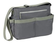 LÄSSIG - Taška na rukoväť Marv Shoulder Bag - grey