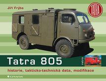 Tatra 805 - historie, takticko–technická data, modifikace - Jiří Frýba