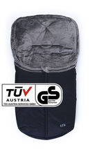 TFK - Fusak pre autosedačky a hlboke korby Footmuff XS T-069-310