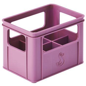 THERMOBABY - Box na kojenecké fľaše - ružový