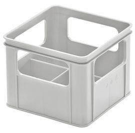 THERMOBABY - Box na široké dojčenské fľaše - šedý