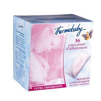 THERMOBABY - Prsné tampóny 36 ks