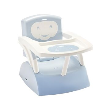 THERMOBABY - Skladacia stolička, Baby Blue