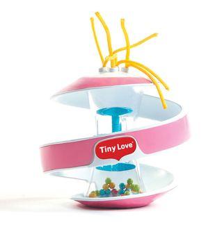 TINY LOVE - Inšpirála s hrkálkou - Ružová