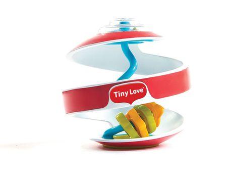TINY LOVE - Inšpirála s vírom - Červená