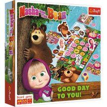 TREFL - hra Máša a medveď