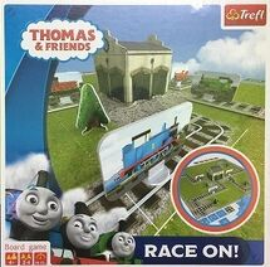 TREFL - hra Race on Thomas 01607