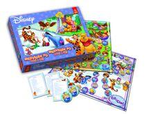 TREFL - Macko Pooh sa hrá a učí