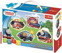 TREFL - Moje prvé puzzle Thomas & Friends