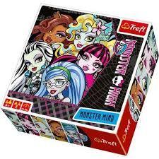 TREFL - Monster High - Monster Mind, spoločenská hra