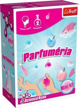 TREFL - Science 4 U -Výroba parfumov malý box