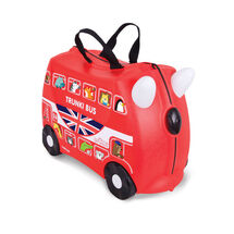 20dde67387252 TRUNKI - Cestovný kufrík - Boris - Autobus ...