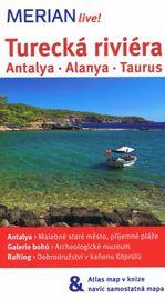 Turecká riviéra – Antalya, Alanya, Taurus -MERIAN 32 - Dilek Zaptcioglu