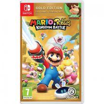 UBISOFT - SWITCH Mario + Rabbids Kingdom Battle: Gold Ed.